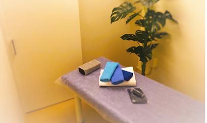 stlasshの施術部屋