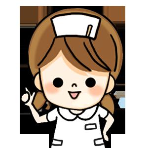 医療レーザー脱毛クリニックを解説する看護婦