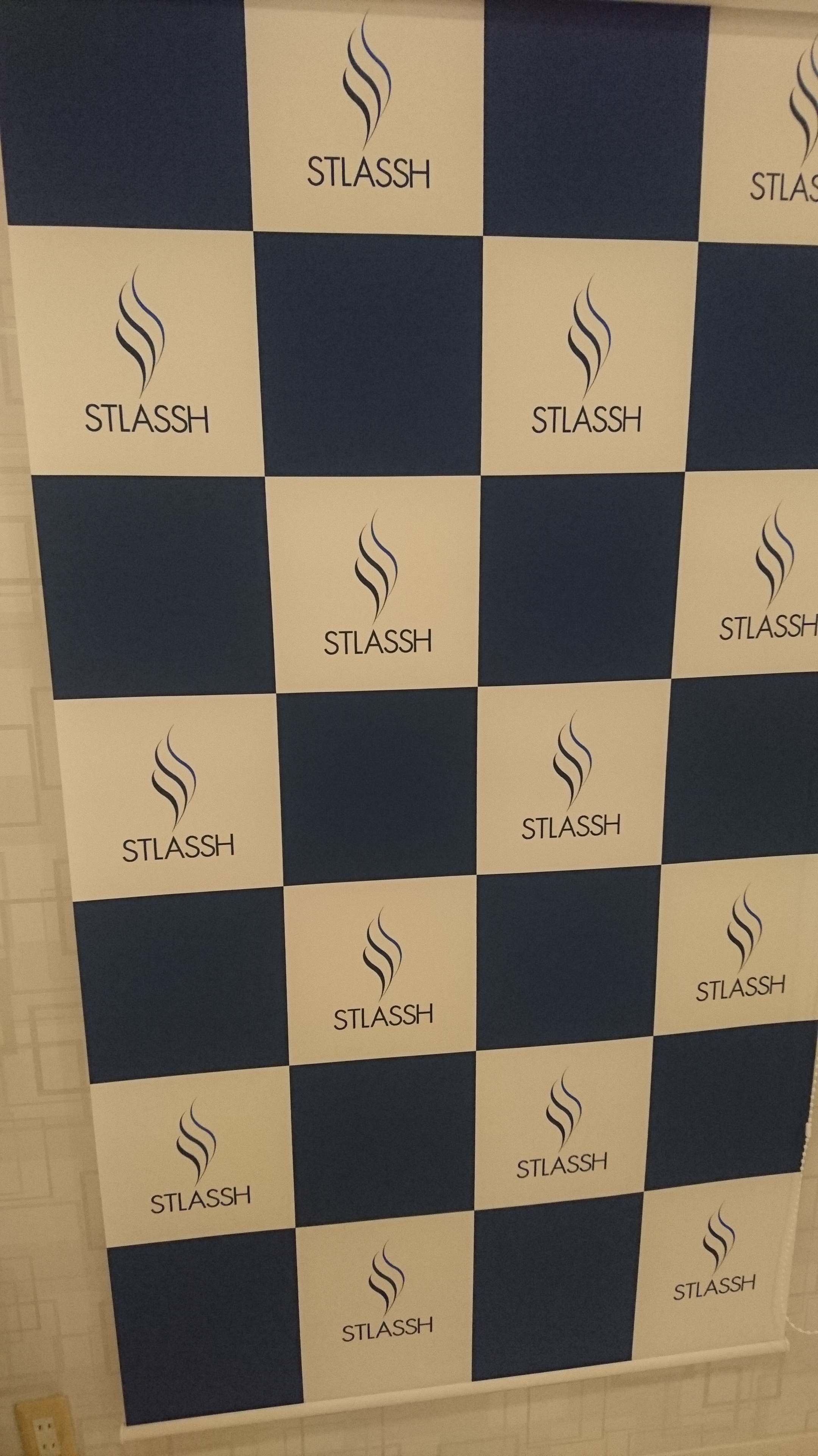 ストラッシュの壁面